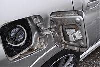 petrol cap before