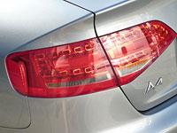 Audi A4 - finished detailing closeup