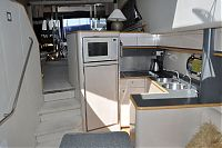 kitchenette area detailed
