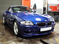 BMW Z4 - after detailing