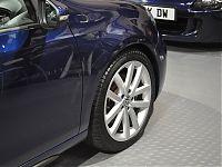 Golf GTD - front wheel after