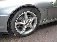 Ferrari 575 - wheel before