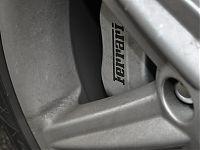 Ferrari 575 - brake dust and heavy grime
