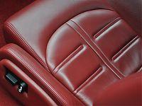 Ferrari 575 - passenger seat up close
