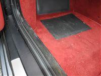 Ferrari 575 - trim and door rubbers before