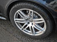Audi RS6 - wheel before