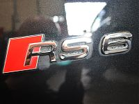Audi RS6 - badgework before