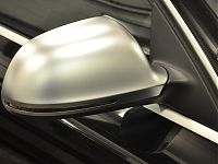 Audi RS6 - wing mirror after