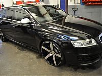 Audi RS6 - completed car